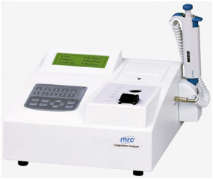 Coagulometer With Internal Printer, 1 Channel MRCLAB (ISRAEL)
