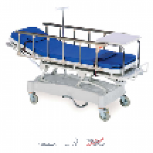 K034 - T   HYDRAULIC TRAUMA STRETCHER (X-RAY TRANSLUCENT PLATFOR