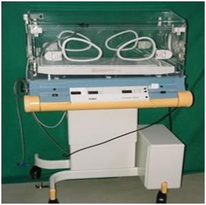 ინკუბატორი DRÄGER incubator 8000, 2000-2001 year( Germany)
