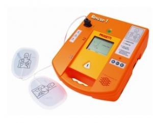 Defibrillator  Rescue 1 Progetti (Italy)