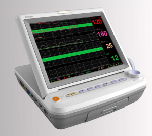 Fetal Monitor JPD-300P(12.1 inch) Jumper