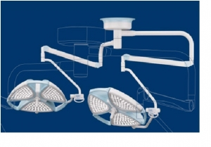 Healforce LED Surgical Light with 2 wings TopLED-8080