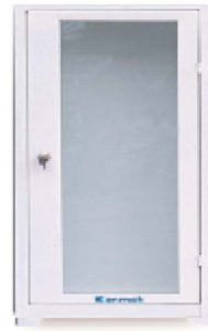 K070   MEDICINE STORAGE CABINET (One door)