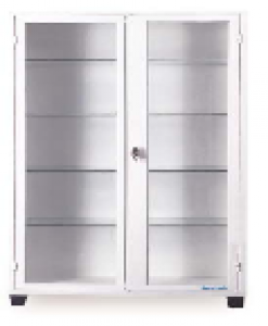 K072   TWO DOORS MEDICINE STORAGE