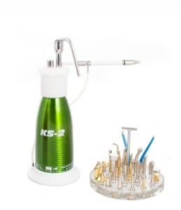 KS-2 Dermatology set, CRYOSURGERY (Kryosystem, Poland)