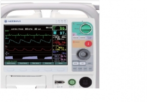 Mediana D-500 Manual Defibrillator