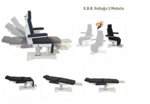 Mespa premium class ENT chair