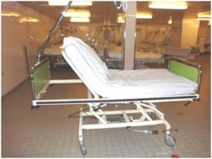 Nursing bed (Germany)