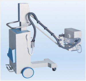 PLX101 High Frequency Mobile X-ray Equipment Perlong