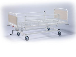 Promek THREE ADJUSTMENTS MECHANICAL PATIENT BED P-MK-002