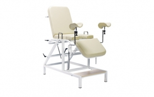 Promek manual GYNECOLOGICAL EXAMINATION COUCH  P-JM-003